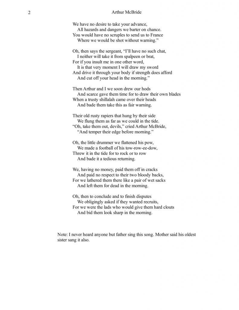 Arthur McBride-2