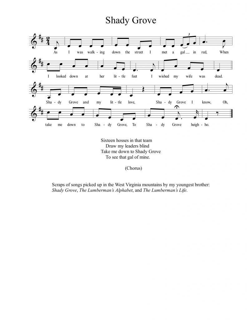 Shady Grove-1