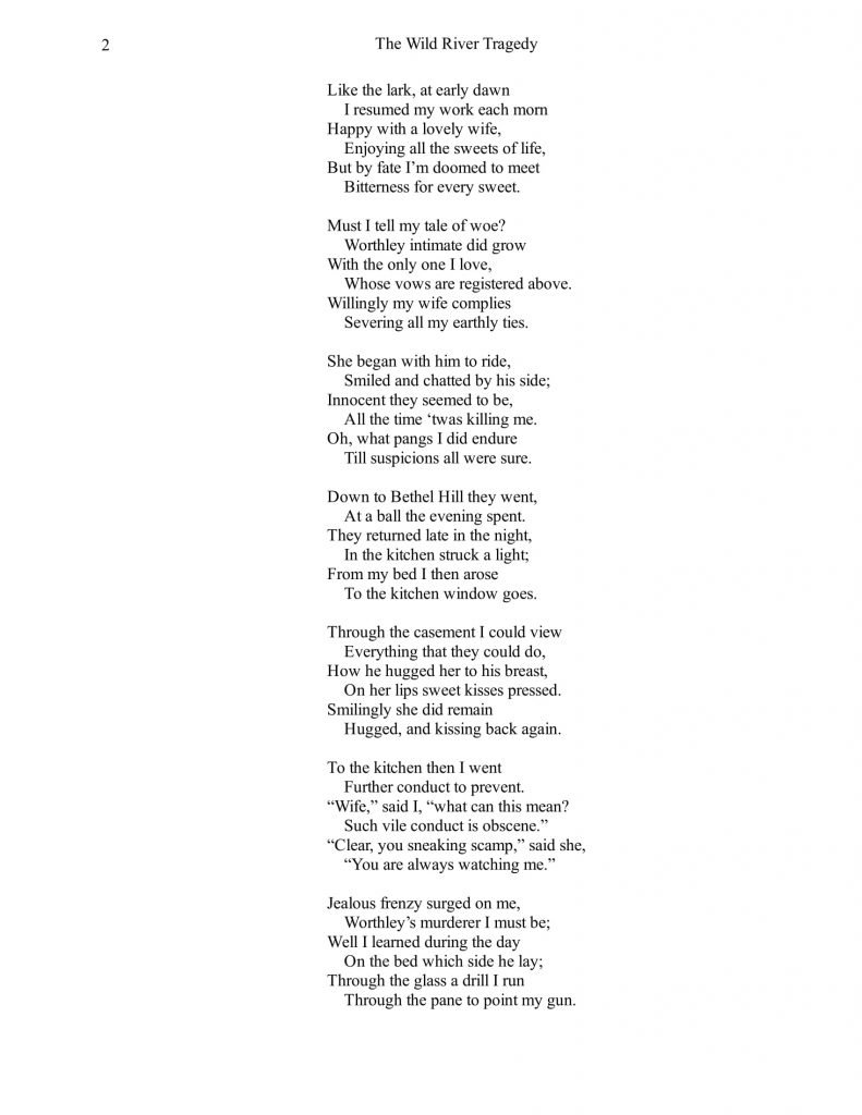 Wild River Tragedy-2