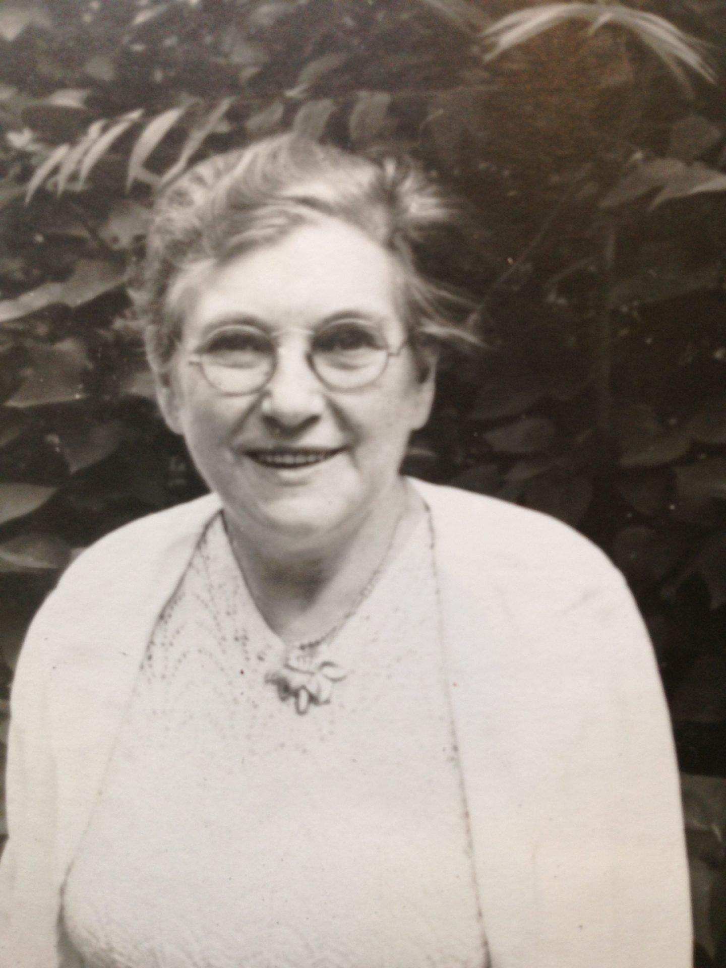 Carrie Grover circa 1950